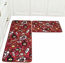 NBE Teppich die Küche ist Schlitz Matratze Mat