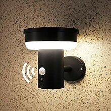 NBHANYUAN Lighting® LED Solar Wandlampe mit