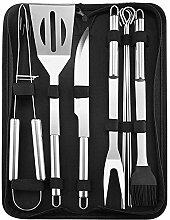 NBQABN BBQ Grill Tools Kit, Grillbesteck Set