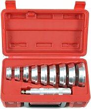 NBS Werkzeuge Druckstücksatz 10 tlg., Profi-Qualitä