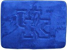 NCAA Memory Foam Badematte Teppich (Kentucky