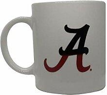 NCAA ThermoH Logo Keramik Kaffeebecher (Alabama
