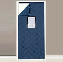 Nclon Baumwoll-Vorhang Halten sie warm Verdicken