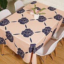 Nclon Baumwolle Tischdecke, Amerikanischen Retro