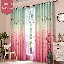 Nclon Blickdicht Vorhänge gardinen,Licht