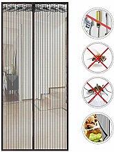 Nclon Fliegenvorhang moskitonetz magnetvorhang
