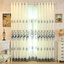 Nclon Licht blockiert Vorhänge gardinen,ösen