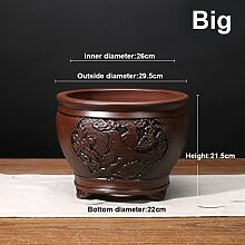 Nclon Lila ton Keramikbeschichtung Classic]