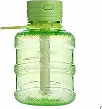 Nclon Luftbefeuchter Tragbare aromatherapie diffusor,300ml Air-diffuser Geräuscharmer befeuchter Automatische abschaltung Usb-grün 75x75x123mm