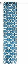 Nclon Ösen Vorhänge gardinen,Geometrische Muster