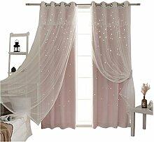 Nclon Prinzessin Vorhänge gardinen,Europäische