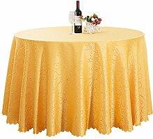 Nclon Reine Farbe Luxuriös Tischdecke,Westliches