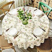 Nclon Reine Farbe Tischdecke,Hotel Velvet Hanf