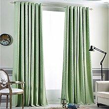 Nclon Reine Farbe Vorhänge gardinen,Licht