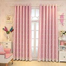 Nclon Spitze Voile Vorhänge gardinen,Licht
