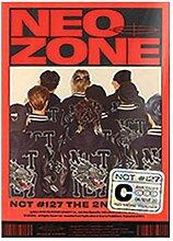 NCT 127 Neo Zone Album PreOrder (C Ver.) CD +