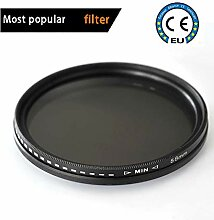 ND-Filter Ultraflaches Optisches Glas