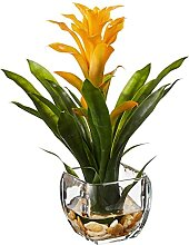 Nearly Natural 1 Bromeliad mit