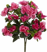 "Nearly Natural 13"" Azalea Artificial Plant (Set"
