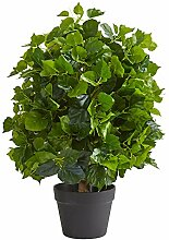 Nearly Natural 2' Ficus Artificial Tree