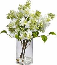 Nearly Natural 4805 Blumengesteck aus Seide,