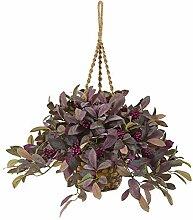 Nearly Natural Kunstpflanze Lorbeerblatt mit