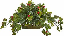 Nearly Natural Strawberry Artificial Decorative
