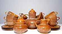 Nefryt Tee & Kaffee Set von Adam Sadulski für