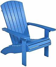 NEG Design Adirondack Stuhl Marcy (blau)
