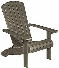 NEG Design Adirondack Stuhl Marcy (braungrau)