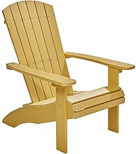 NEG Design Adirondack Stuhl Marcy (gelb)
