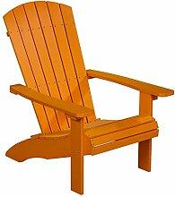 NEG Design Adirondack Stuhl Marcy (orange)