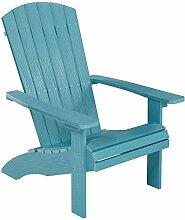 NEG Design Adirondack Stuhl Marcy (türkis-blau)
