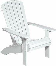 NEG Design Adirondack Stuhl MARCY (weiß)