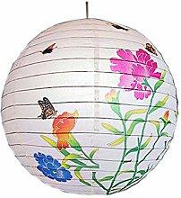 [Nelke] Runde chinesische/japanische Art hängende