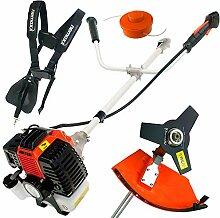 Nemaxx MT22 2in1 Benzin Gartengerät Motorsense -