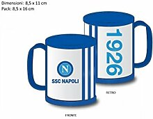 Nemesis mg03np Tasse, Weiß/Hellblau/Blau