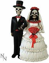 Nemesis Now Eternally Yours Skelett-Brautpaar,