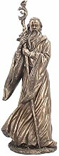 Nemesis Now Merlin-Figur, 53 cm, Bronze, 25 cm