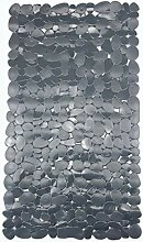 NEOMI PVC-Badematte (Grau, 40x70CM)