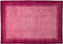 Nepali Indien ca. 240 x 170 cm · Pink ·