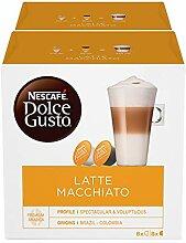 Nescafe Dolce Gusto Latte Macchiato (2Stück)