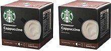 Nescafé Dolce Gusto Starbucks Cappuccino, 2er
