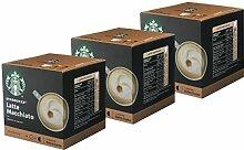 Nescafé Dolce Gusto Starbucks Latte Macchiato 3er
