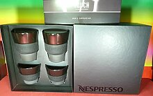 Nespresso TOUCH Collection, 2x Cappuccino Tassen +