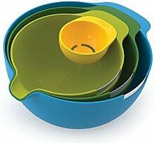 Nest Mix - Rührschüssel Set mit 4 Größen,