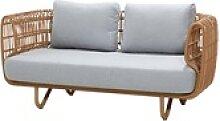 Nest Outdoor 2-Sitzer Sofa
