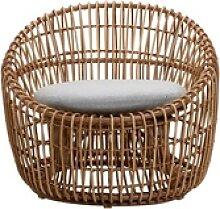 Nest Outdoor Round Sessel