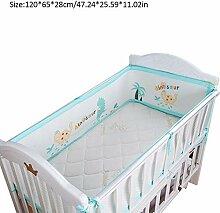 Nestchen Babybett, Bettumrandung Kissen,