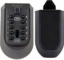 Nestling® Schlüsselsafe KeyKeeper Notschlüsselkasten